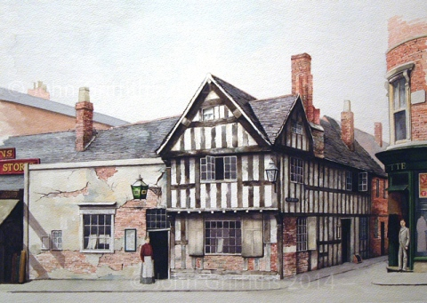 The Woolpack 1890