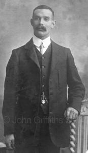 Prison Warder William Henry Fellows (1882-1970)
