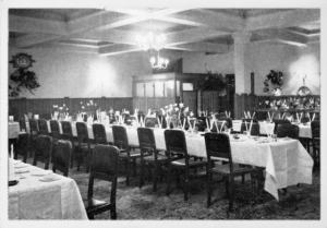 The Kenmare Restaurant circa 1960.