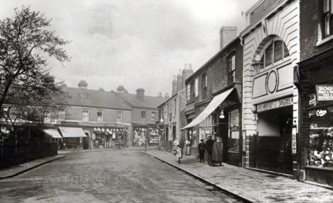 Caldmore Green 1926