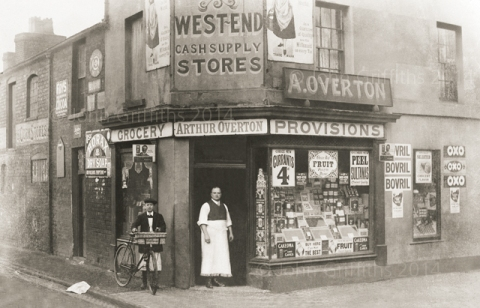 Overton West End Stores
