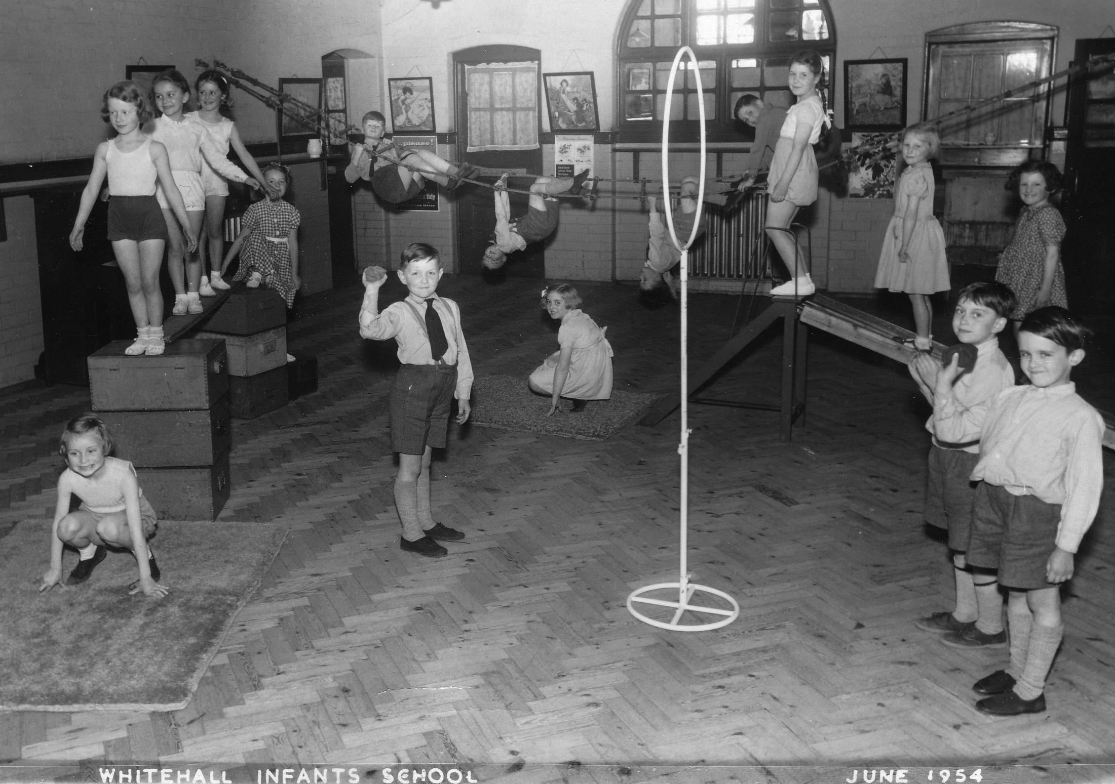 Whitehall Infants PE