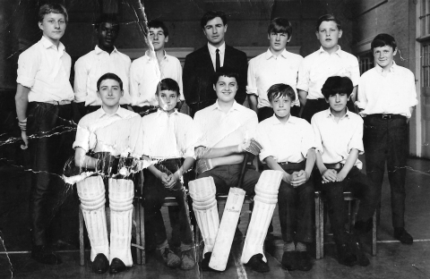 Chuckery Cricket 1965 copy