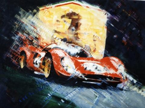08 Ferrari 330p4